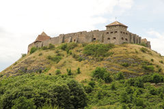 Castle Sumeg Royalty Free Stock Images