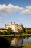 Castle in the summer Royalty Free Stock Photo