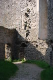 Castle Svojanov, Czech republic royalty free stock image
