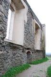 Castle Svojanov, Czech republic stock images