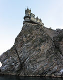Castle Swallow's Nest Royalty Free Stock Images