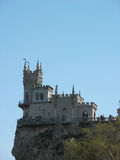Castle Swallow S Nest Near Yalta In Crimea Royalty Free Stock Photo