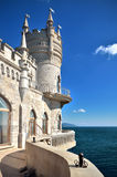 The castle Swallow's Nest. Stock Photography