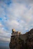 Castle Swallows Nest Stock Photos