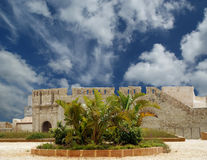 Castle Syracuse. Sicily, Italy Royalty Free Stock Images