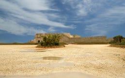 Castle Syracuse. Sicily, Italy. Stock Photos