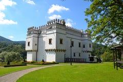 Castle Szymbark στοκ φωτογραφία