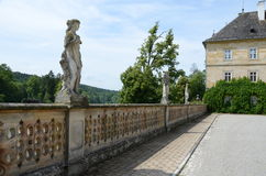Castle tambach Royalty Free Stock Images