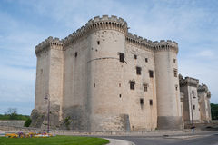 Castle of Tarascon Royalty Free Stock Image