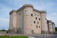 Castle of Tarascon royalty free stock image