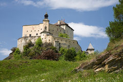 Castle Tarasp Stock Photo