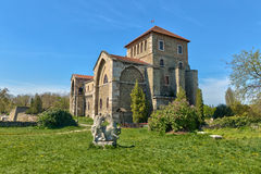Castle of Tata in Hungary. Royalty Free Stock Photo