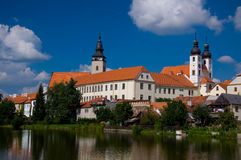 Free Castle Telč Royalty Free Stock Images - 18576399