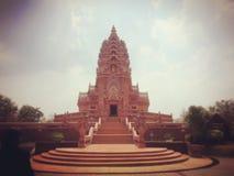 Castle temple Stock Photo