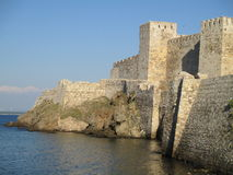 Castle Tenedos Στοκ φωτογραφίες με δικαίωμα ελεύθερης χρήσης