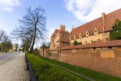 Malbork, Poland Royalty Free Stock Image