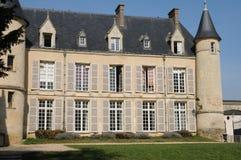 The castle of Themericourt Royalty Free Stock Photos