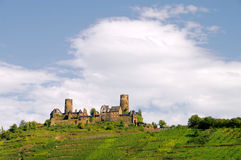 Castle Thurant Royalty Free Stock Photo