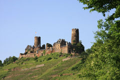Castle Thurant, Germany Stock Photo