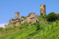 Castle Thurant Stock Photos