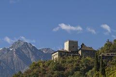 Castle Thurnstein Stock Image