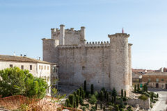 Castle Torija, Guadalajara, Spain Stock Photography