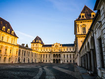 Castle Torino Stock Photo