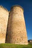 Castle tower Royalty Free Stock Images