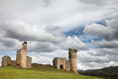 Castle of Tower Stock Images
