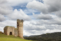 Castle of Tower Stock Image