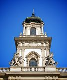 Castle tower. Festetics castle tower in Keszthely Royalty Free Stock Images