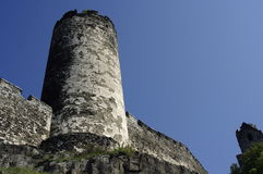 Castle tower Royalty Free Stock Photo