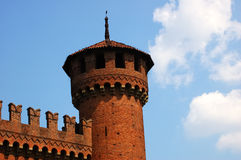 Castle Tower Stock Images