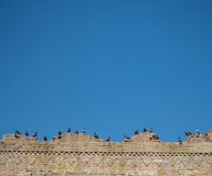 Castle tower Stock Photos