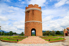 A castle tower Royalty Free Stock Photography