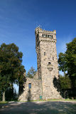 Castle Tower of Elgersburg Stock Photos