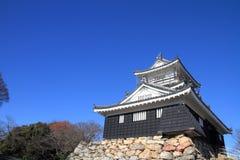 Castle tower of Hamamatsu castle in Hamamatsu, Shizuoka Royalty Free Stock Photos