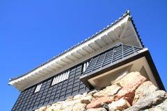 Castle tower of Hamamatsu castle in Hamamatsu, Shizuoka Royalty Free Stock Photography