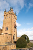 A castle tower Royalty Free Stock Images