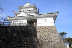 Castle tower of Odawara castle in Kanagawa Stock Photos
