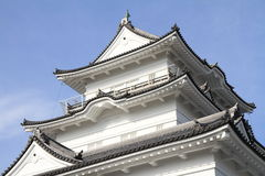 Castle tower of Odawara castle in Kanagawa. Japan Royalty Free Stock Image