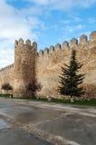 Castle tower Urueña Stock Image