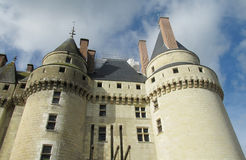 Castle towers Royalty Free Stock Photo