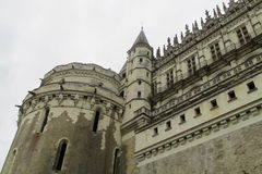 Castle towers Royalty Free Stock Images