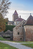 Castle Trausnitz Royalty Free Stock Photo