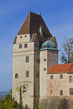 Castle Trausnitz Stock Image