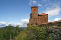 Castle Trifels Royalty Free Stock Image