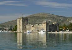 Castle Trogir Royalty Free Stock Photos