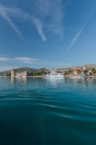 Castle Trogir Royalty Free Stock Photo