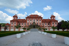 Castle Troja (in Prague) Royalty Free Stock Images